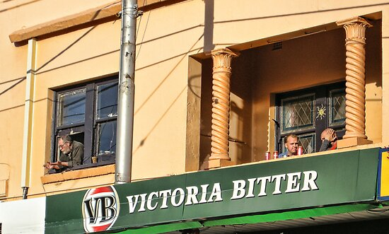 Victoria Bitter by observer11
