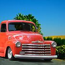 1952 Chevrolet 3100 Custom Pickup I by DaveKoontz