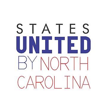 States United by North Carolina by alvarenga