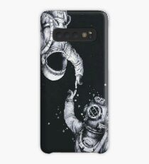Astronaut and Diver Case/Skin for Samsung Galaxy