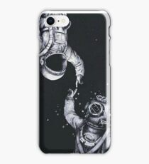 Astronaut and Diver iPhone Case/Skin
