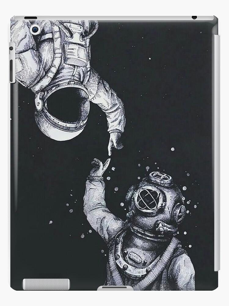 Astronaut und Taucher von kawazi123