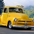 1954 Chevrolet 3100 Custom Pickup I by DaveKoontz