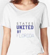 States United by Florida Women's Relaxed Fit T-Shirt