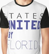 States United by Florida Graphic T-Shirt