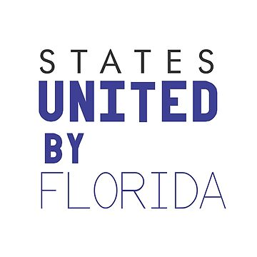 States United by Florida by alvarenga