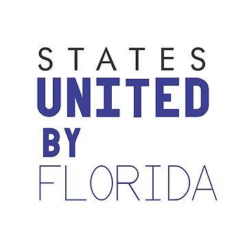 States United by Florida by alvarenga