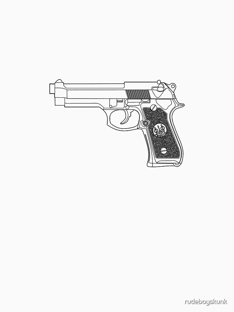 9mm Beretta by rudeboyskunk