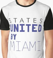 States United by Miami Graphic T-Shirt