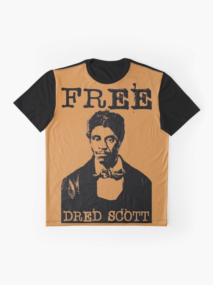 Alternative Ansicht von Dred Scott Grafik T-Shirt