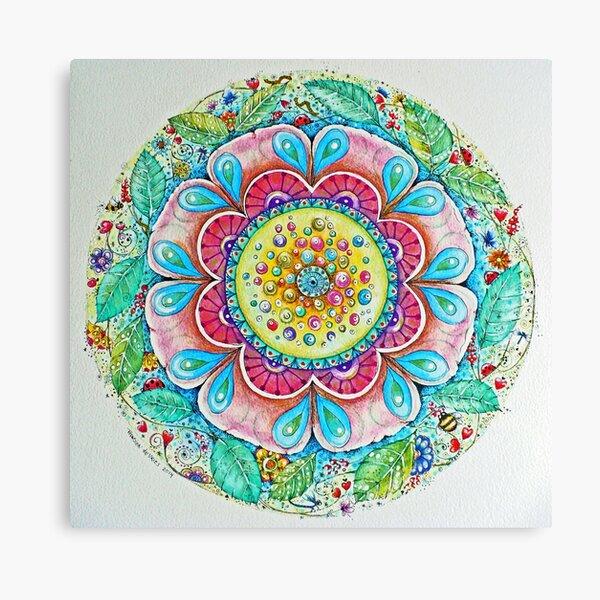bloem / flower Canvas Print