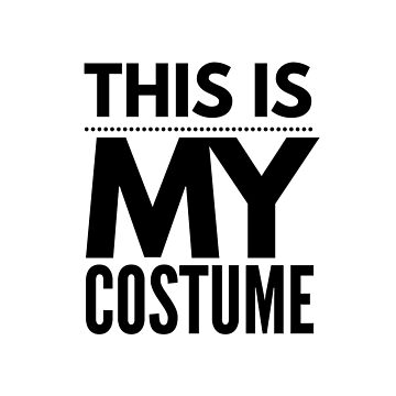 This is my costume dark shirt by conchcreations