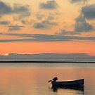 A Peaceful Dawn - Bembridge, Isle of Wight by Ursula Rodgers