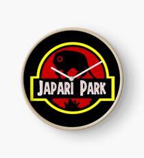 Youkoso Japari Park  Clock