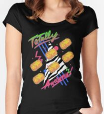 TOTally Awesome Women's Fitted Scoop T-Shirt
