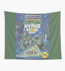 The Hyperstone Heist Wall Tapestry