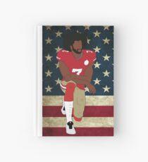 Colin Kaepernick Amerikanische Flagge Notizbuch