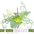 Lean Green Ballet Machine by balleteducation