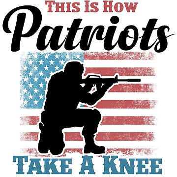 This is how Patriots by AmericanVenom
