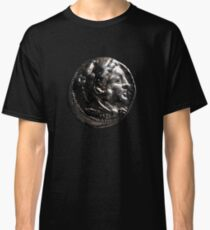 Alexander the Great Ancient Greek Coin Classic T-Shirt