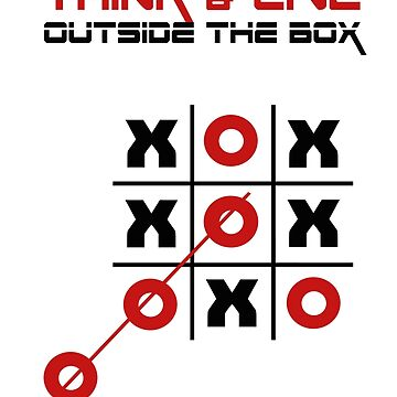 OUTSIDE THE BOX by MOTORVATESTUDIO