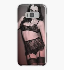 Lily Munster Pin Up Samsung Galaxy Case/Skin