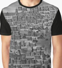Timbuktu looking west, René Caillié (1830) Graphic T-Shirt