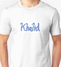 Khalid Water Color T-Shirt