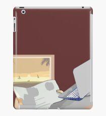 Ron Electronic iPad Case/Skin