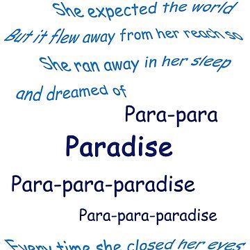 Paradise by kostolany244
