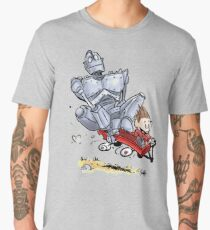 Iron Giant Men's Premium T-Shirt