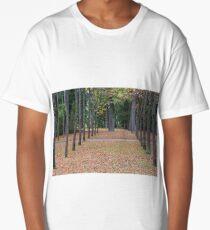 The Autumn Review Long T-Shirt