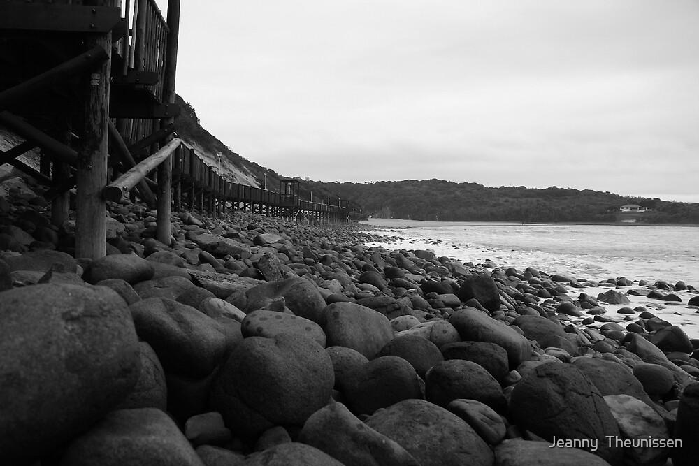 Boardwalk by Jeanny  Theunissen