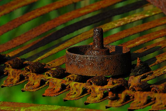 Rusted Through by Andreas Mueller