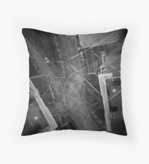 no place for learners Throw Pillow