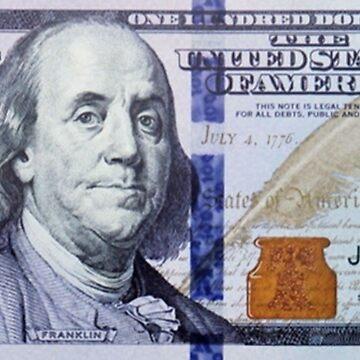 100 Dollars  by StavyG