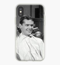 Jack Nicholson at the dentist publicity still from Little Shop of Horrors iPhone Case