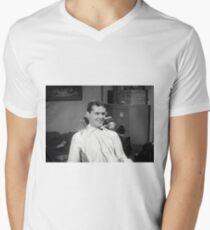 Jack Nicholson at the dentist publicity still from Little Shop of Horrors Men's V-Neck T-Shirt