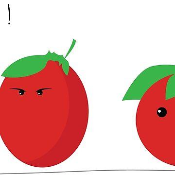 Pulp Fiction Joke by KipItSimple