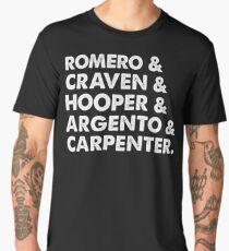 Masters of Horror Men's Premium T-Shirt
