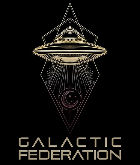 Galactic Federation of Light  by HyperLyght