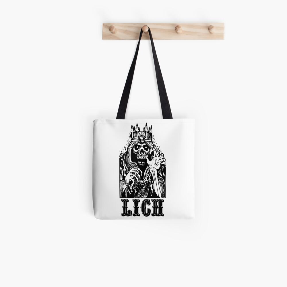 AD & D: Lich Stofftasche