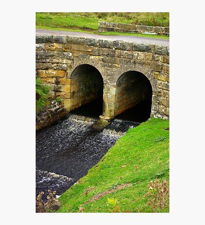 Ousegill Bridge - North York Moors Photographic Print