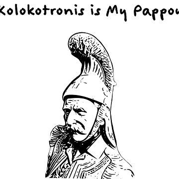 Theodoros Kolokotronis by AlexanderMagnus