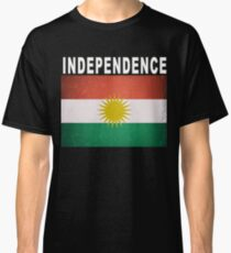 Kurdish Independence in 2017 Classic T-Shirt