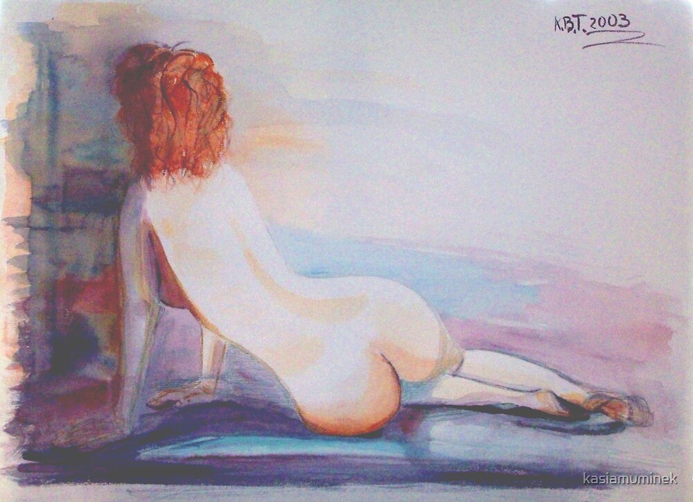 Nude 7 by Kasia B. Turajczyk