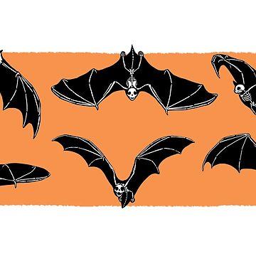 SkeleBats - Naranja de kaenith