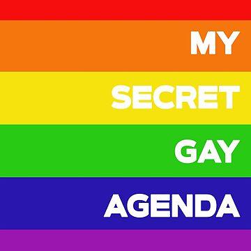 My Secret Gay Agenda by madnessdiscord