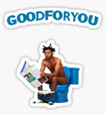 Aminé Good For You  Sticker