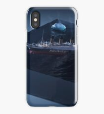 The Night - Titanic Sinking iPhone Case/Skin